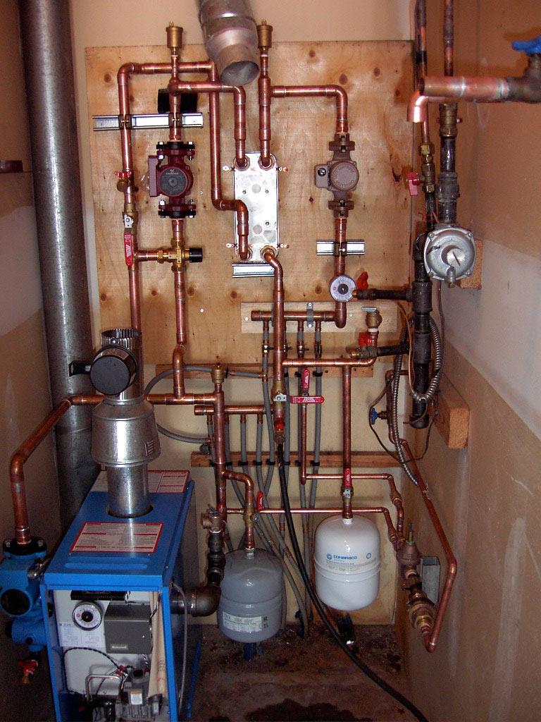 Boiler Installation: Diy Gas Boiler Installation